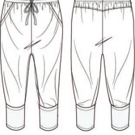 Lena Silk Pants