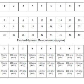 finished-garment-measures