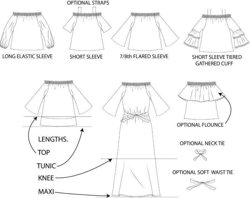 fashion flat