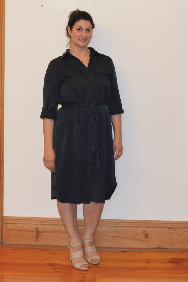 9c6fae83cb1 Sedona Shirt Tunic Dress Sewing Pattern (PDF) - Designer Stitch